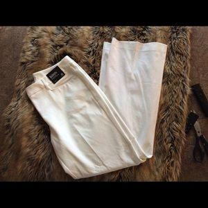 Winter White Dress Pants